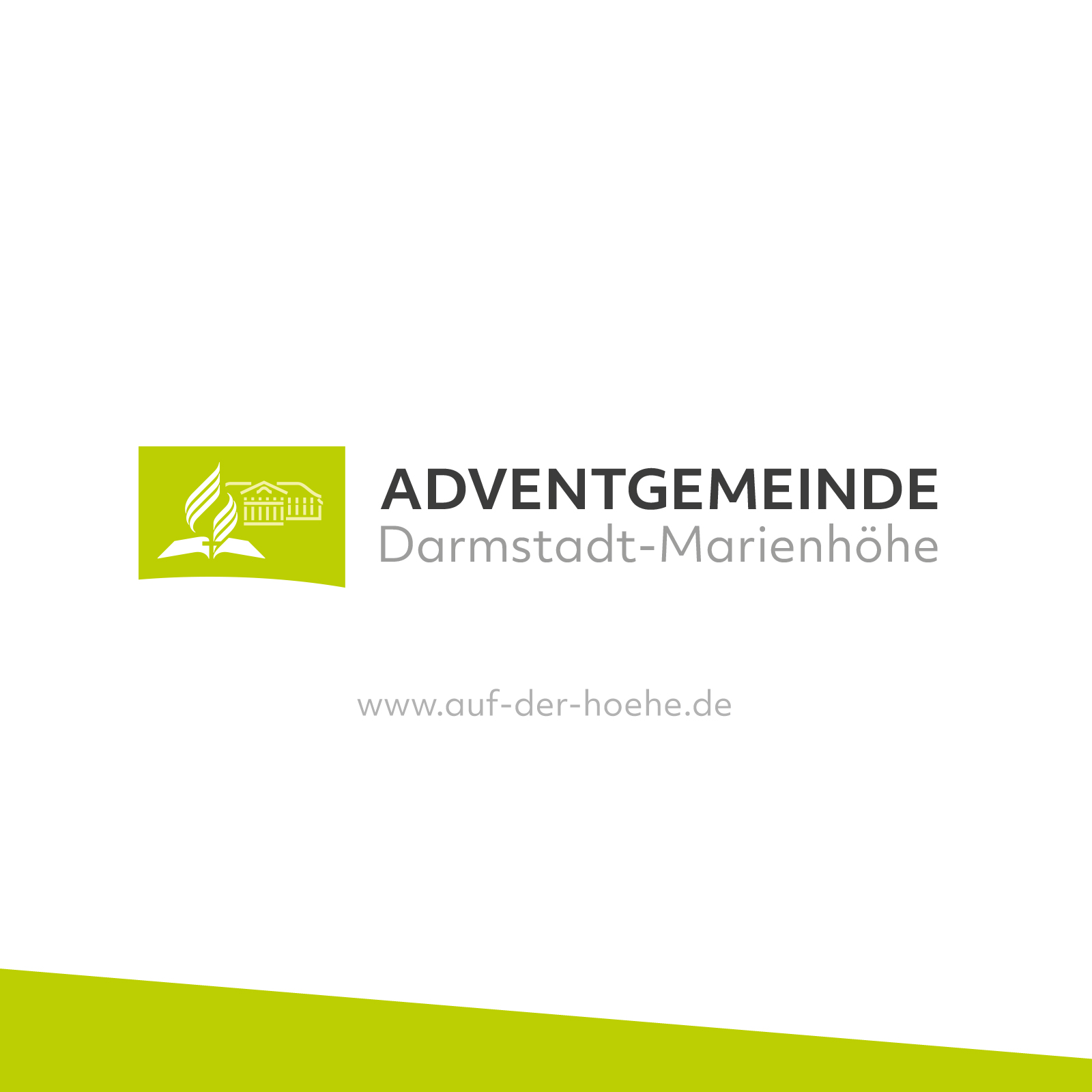Adventgemeinde Darmstadt Marienhöhe - Audio Podcast